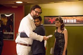 Eric Wareheim and Aziz Ansari in Master of None