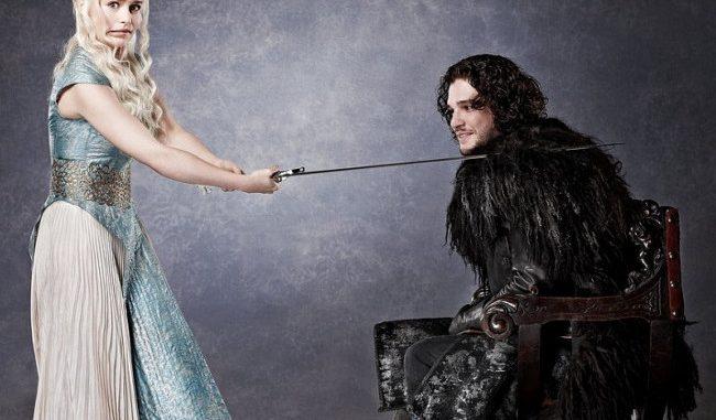 Capitulo final de temporada de Game of Thrones